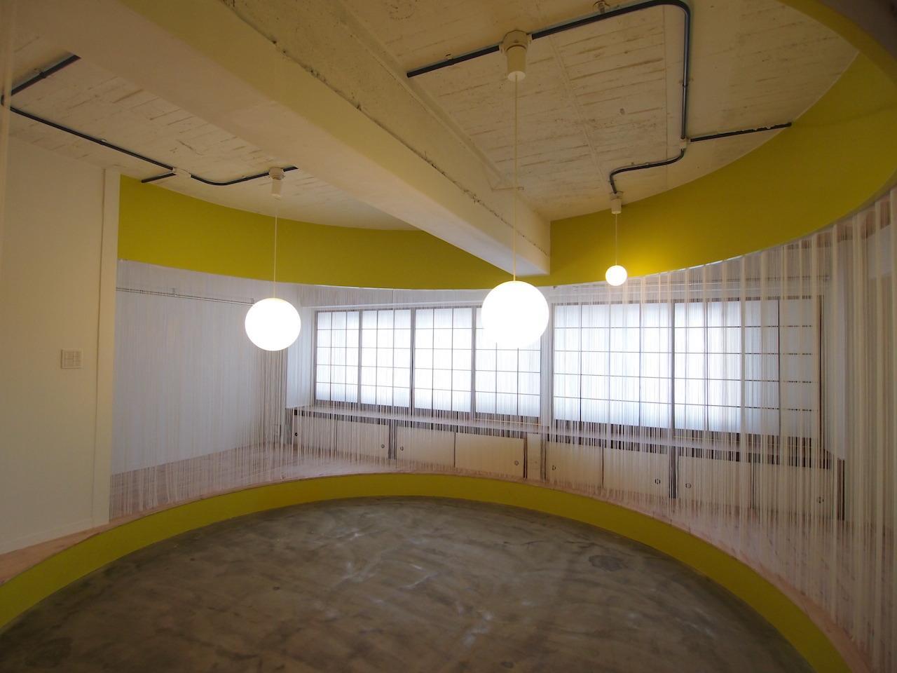 「時代様式並列空間」という、用途の枠組みでは納まらない 固定概念にとらわれない空間。
