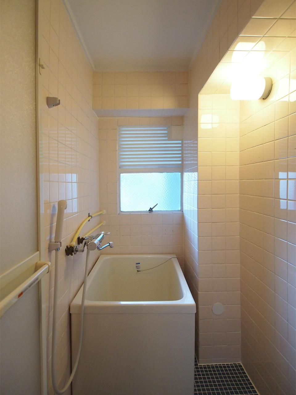 バスルーム。