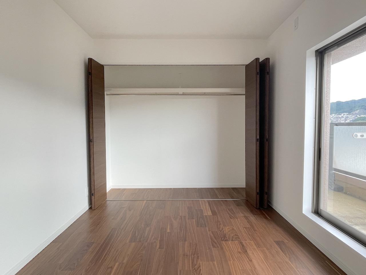ファミリー層にも嬉しい部屋数。