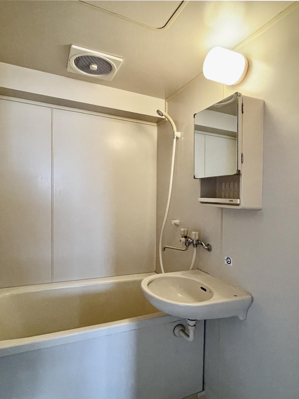 洗面所・お風呂。