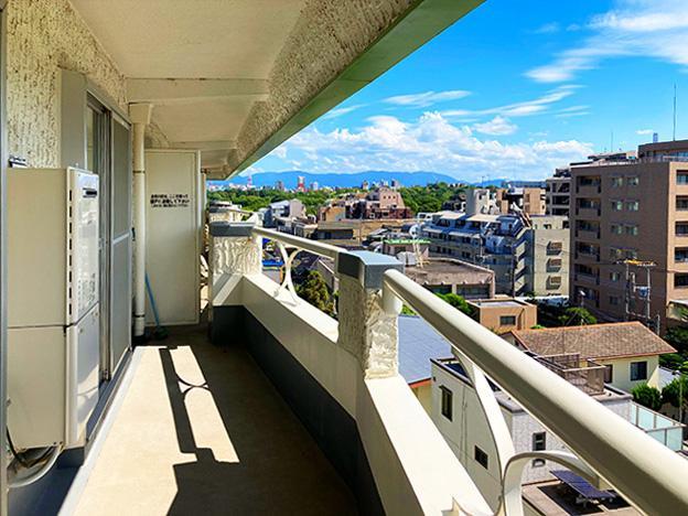 大濠公園、最上階のヴィンテージ (福岡市中央区大濠の物件) - 福岡R不動産
