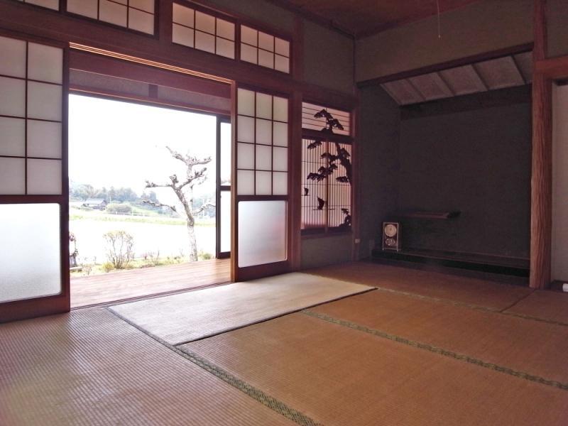 和室と日当りの良い広縁は特等席。