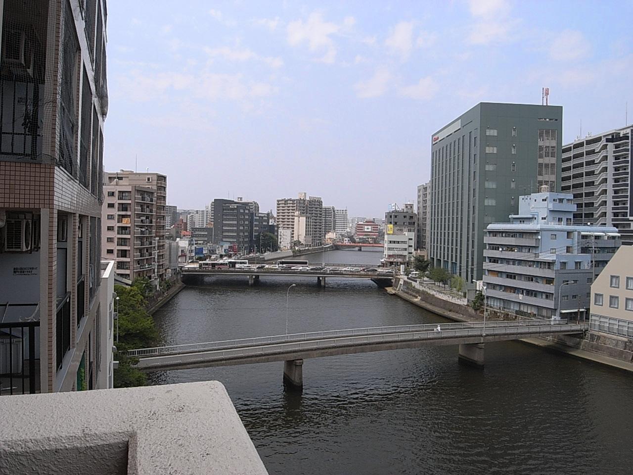 都会で水景スローライフ (福岡市中央区清川の物件) - 福岡R不動産