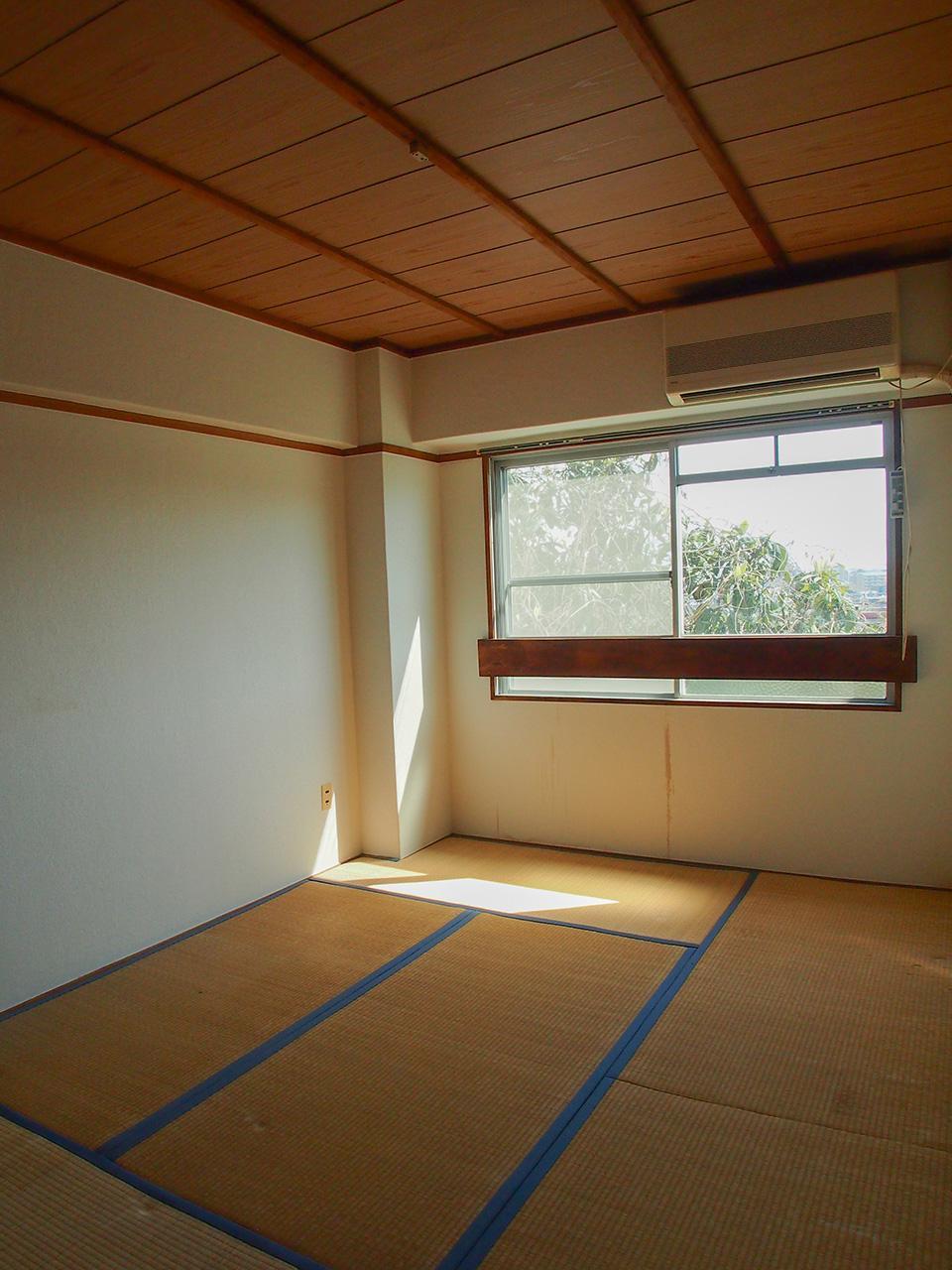 和室というのもノスタルジック