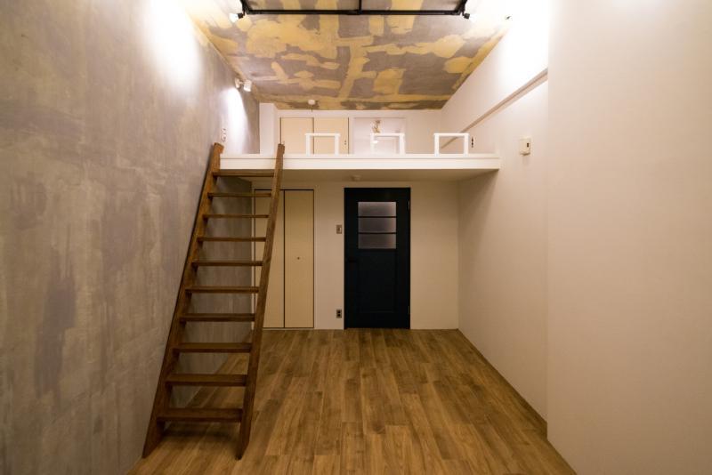 天井高たっぷりハイなお部屋