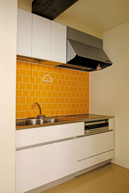 キッチンはIH。