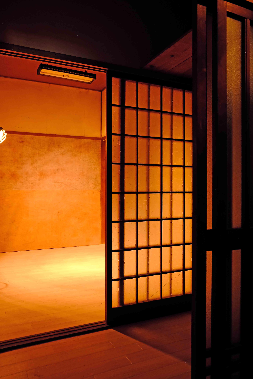 6号室の入り口。
