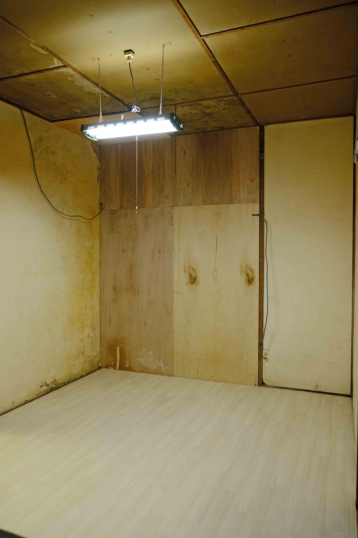 今回の募集では1番コンパクトな7号室。