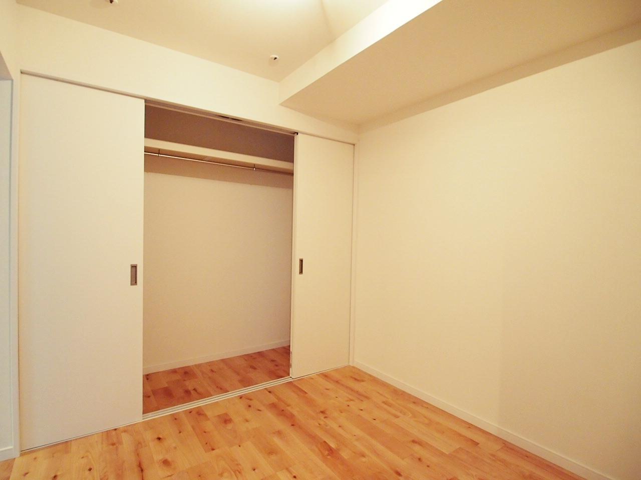 リビングサイドの洋室もナイス。ただ、眺望はリビングとセイムなり。