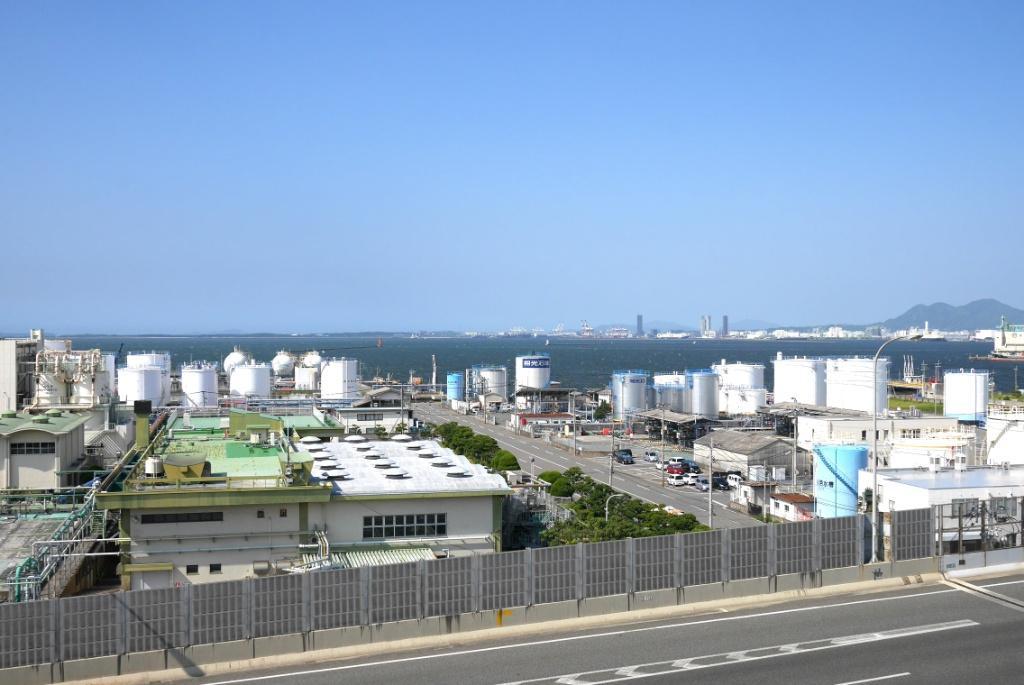 志賀島や能古島も望めます