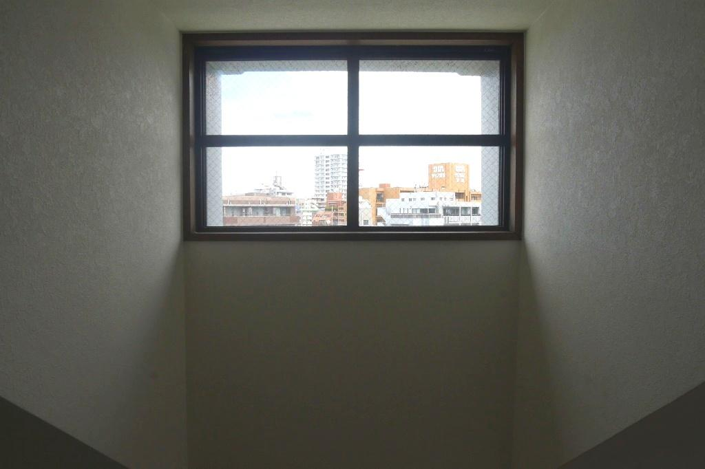 あらゆるところに窓