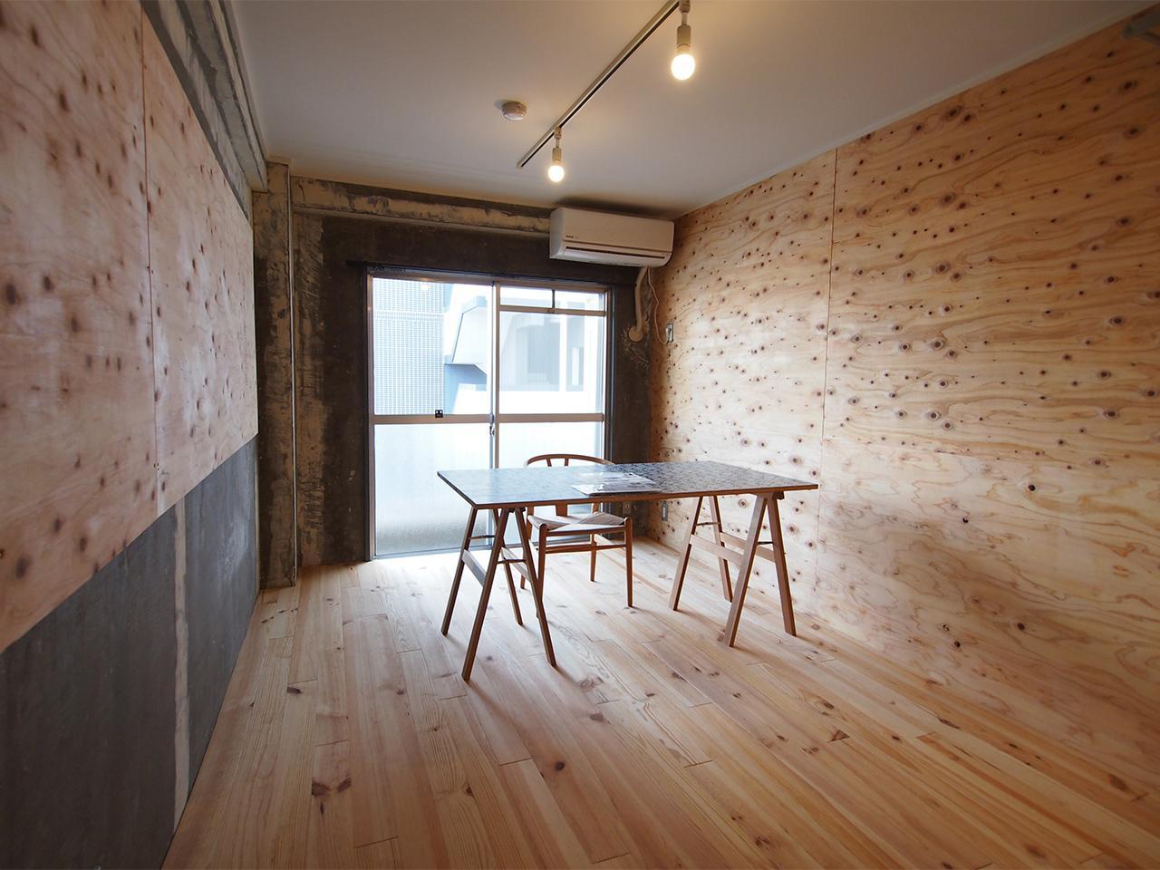 反転タイプの別部屋の写真です