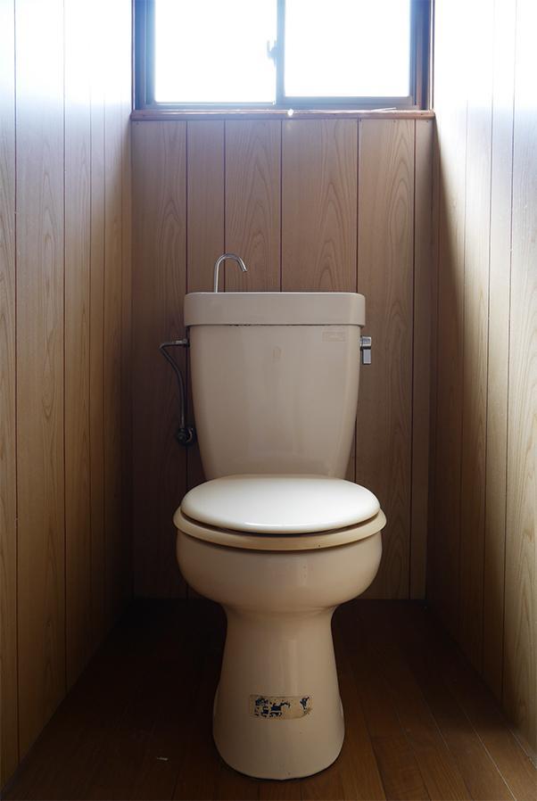 トイレは嬉しい洋式
