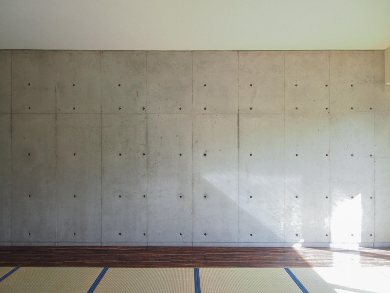 畳+板の間+コンクリート