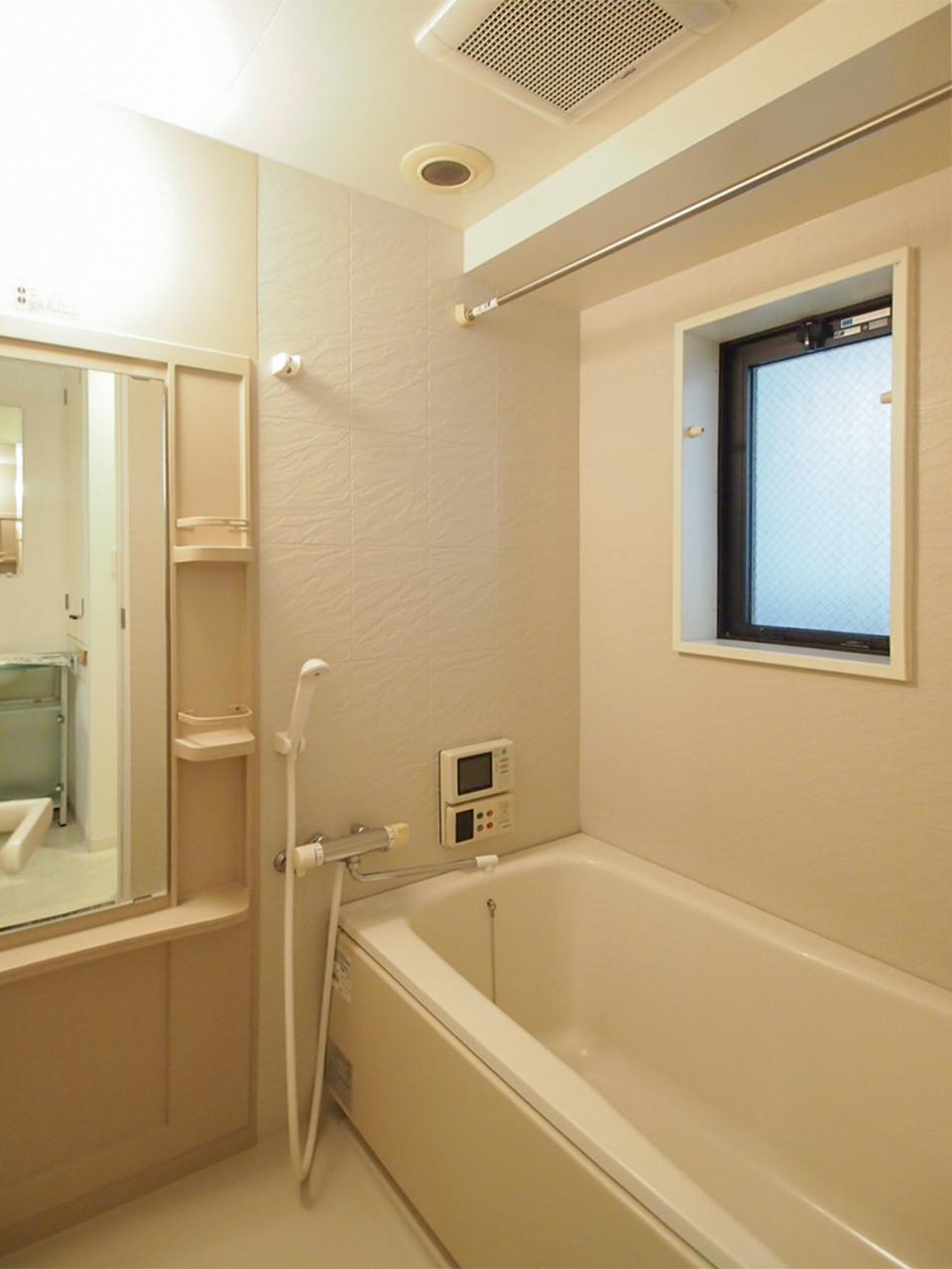 お風呂(浴室TVは視聴できません)