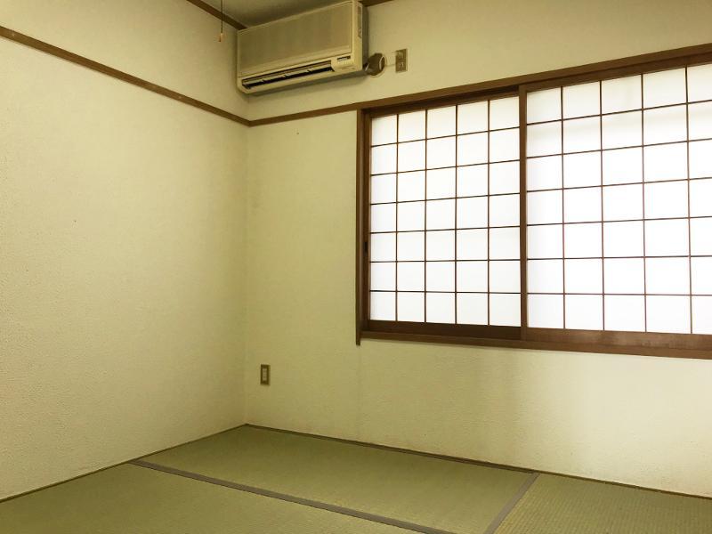 北側の和室も改装されています