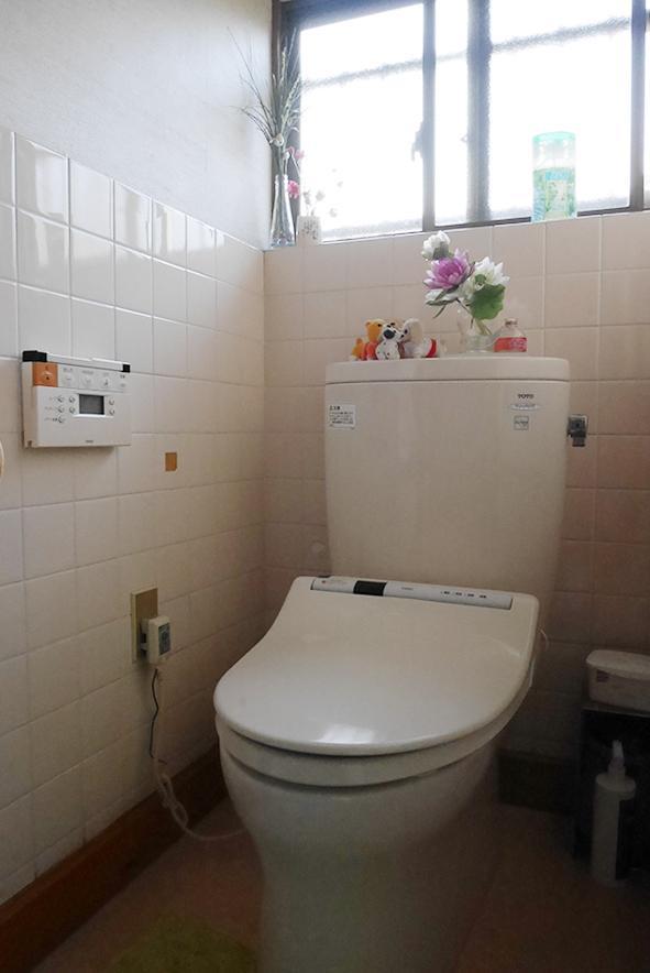 トイレ。(別でお立ちもあります。)