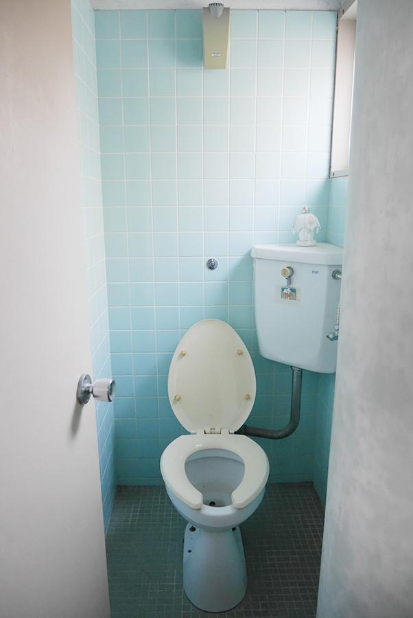 トイレは3箇所ありますが、全てこんな感じです。