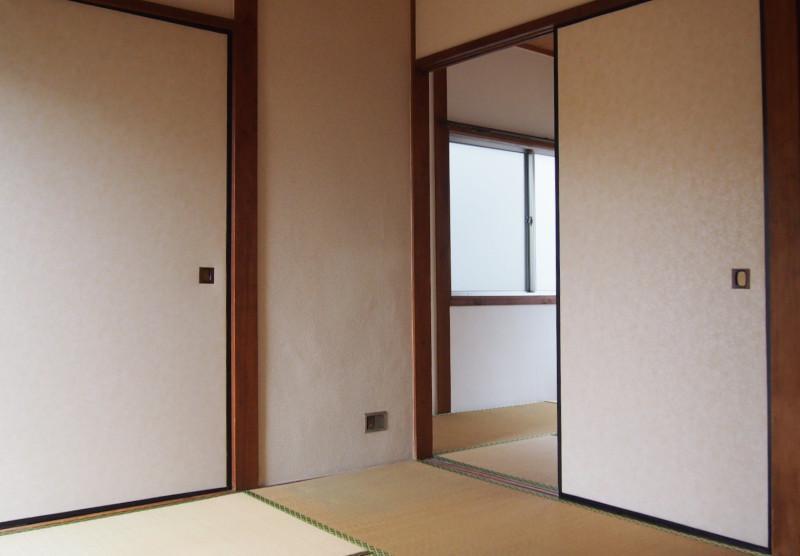 和室つづきのお部屋。さあどう使いましょう?