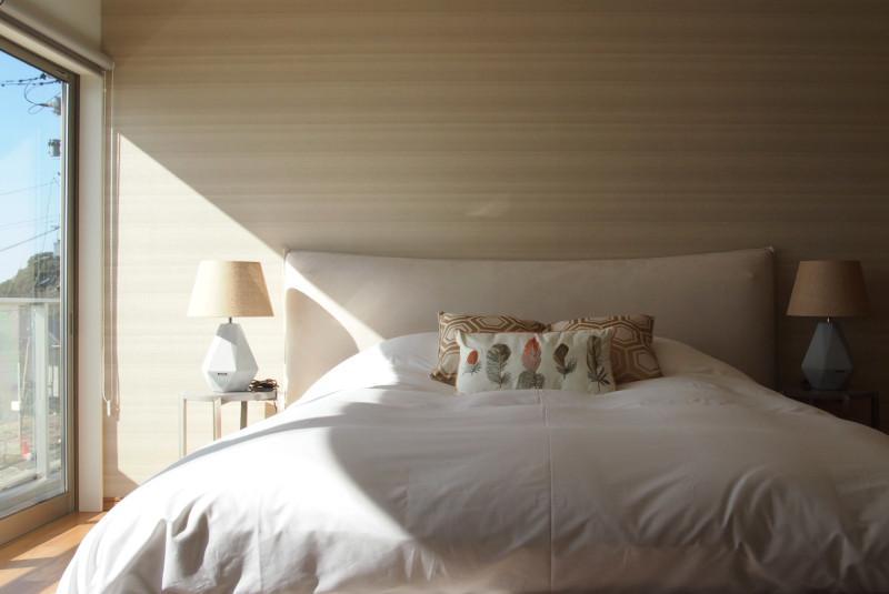 朝起きて、カーテン開けての一連の日常が楽しくなってきそうです。