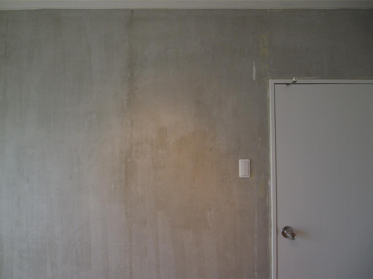 コンクリートの壁
