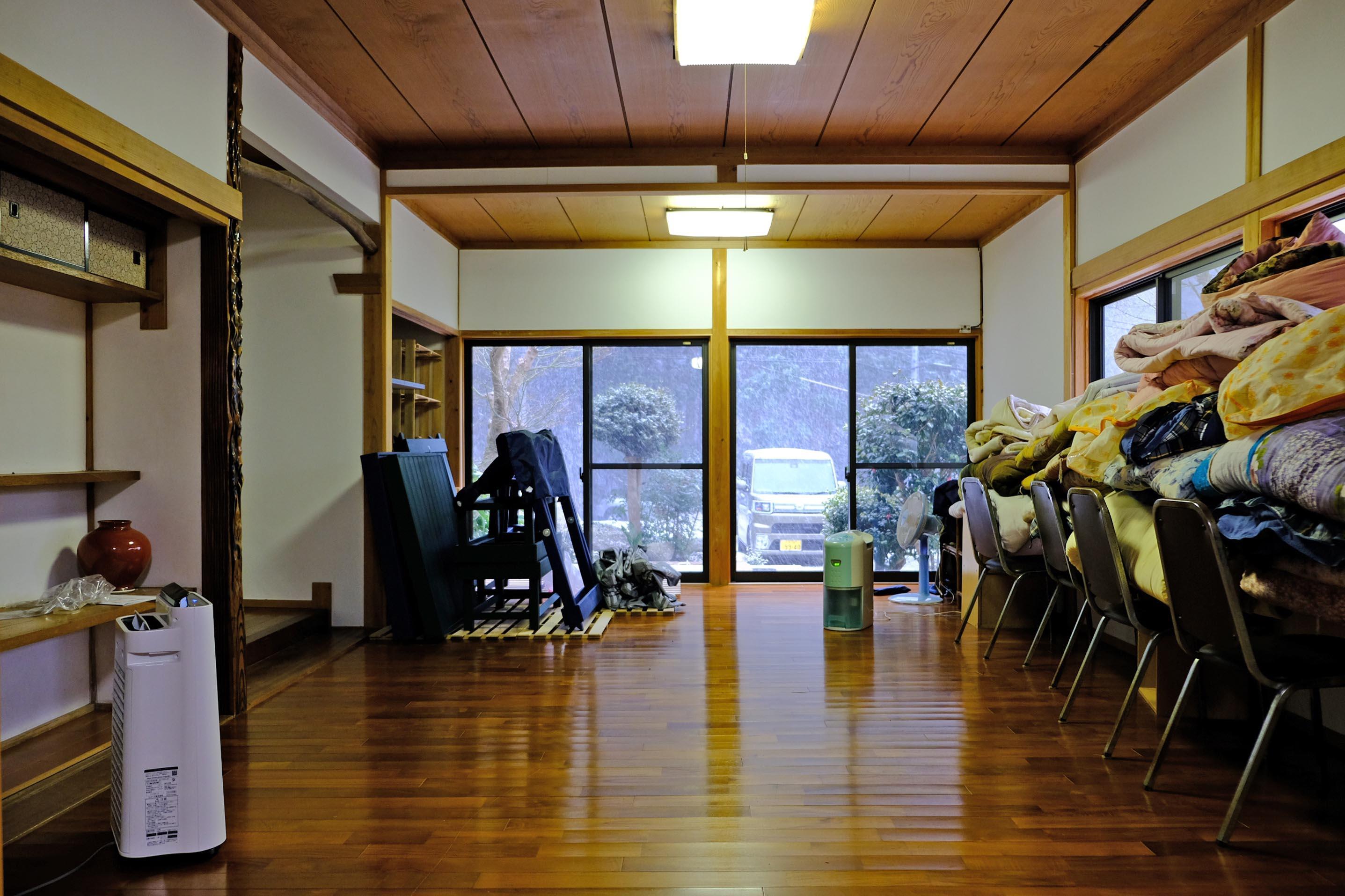 大広間の洋室です。