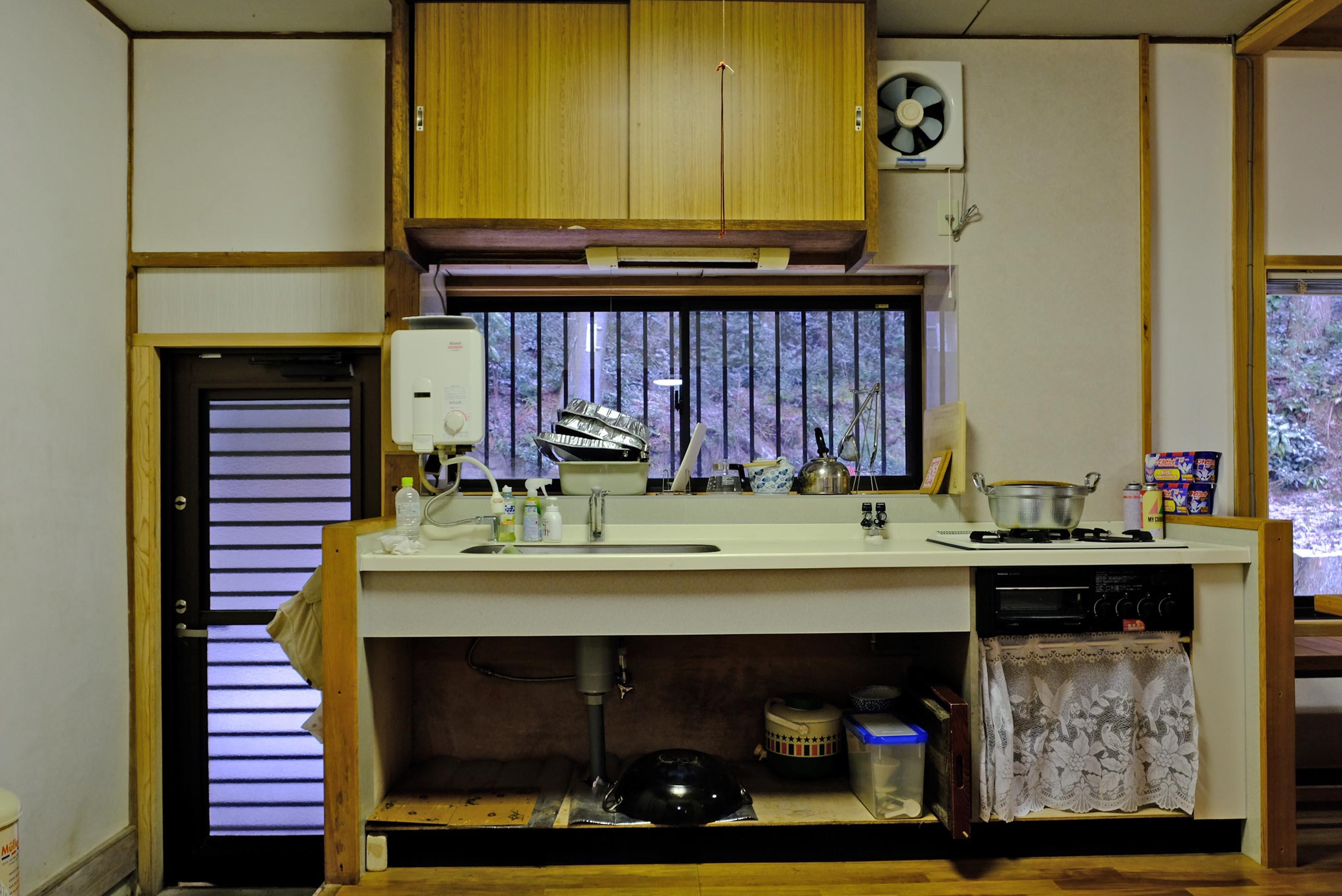 キッチンも使いやすそうです。