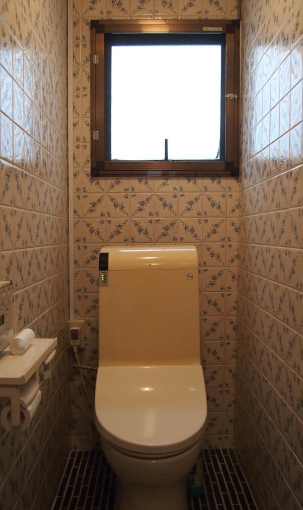 トイレは2カ所あります。