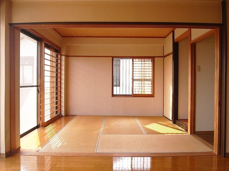 2階の和室部分