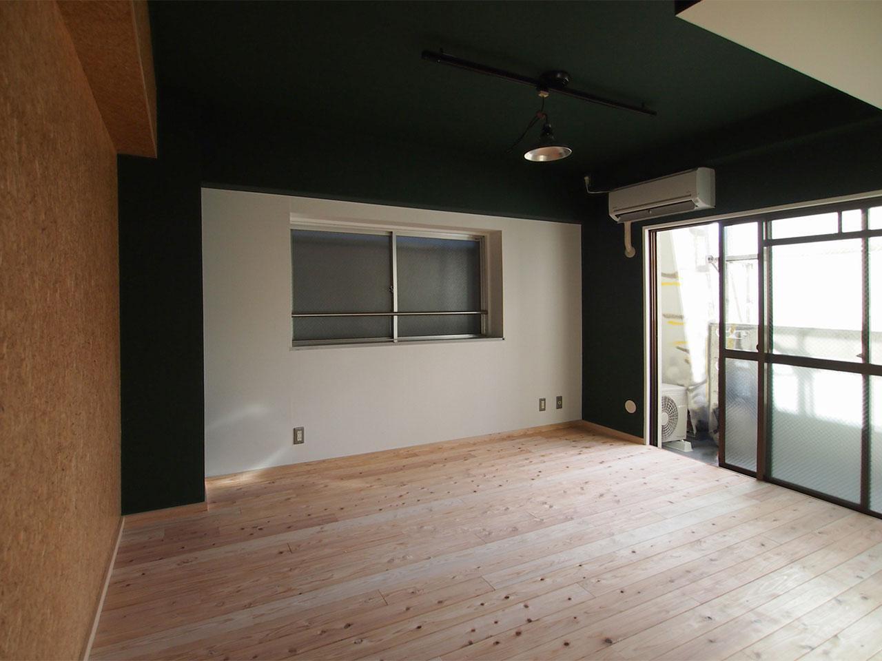 深緑のソラ (福岡市中央区赤坂の物件) - 福岡R不動産
