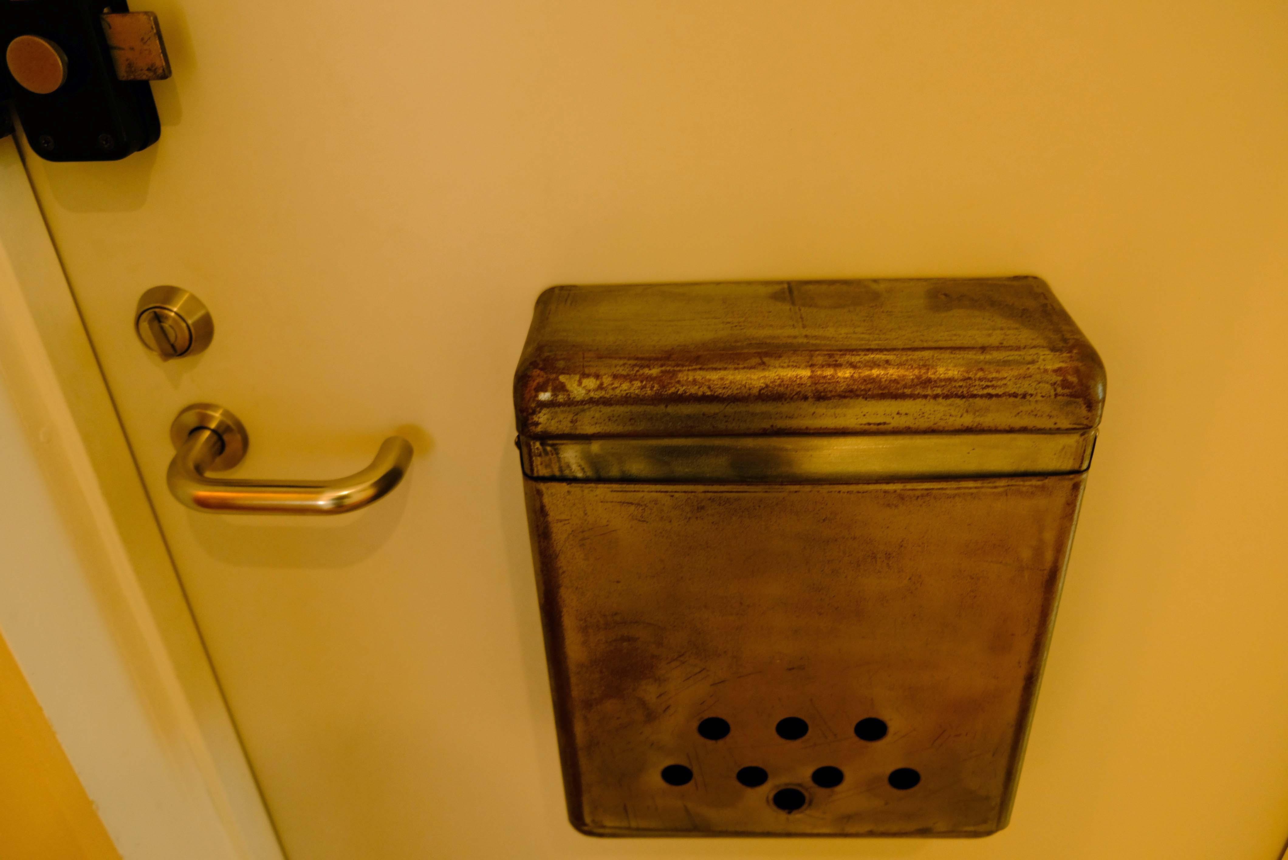 個人的にド・ストライクだったメールボックスのエイジング加工