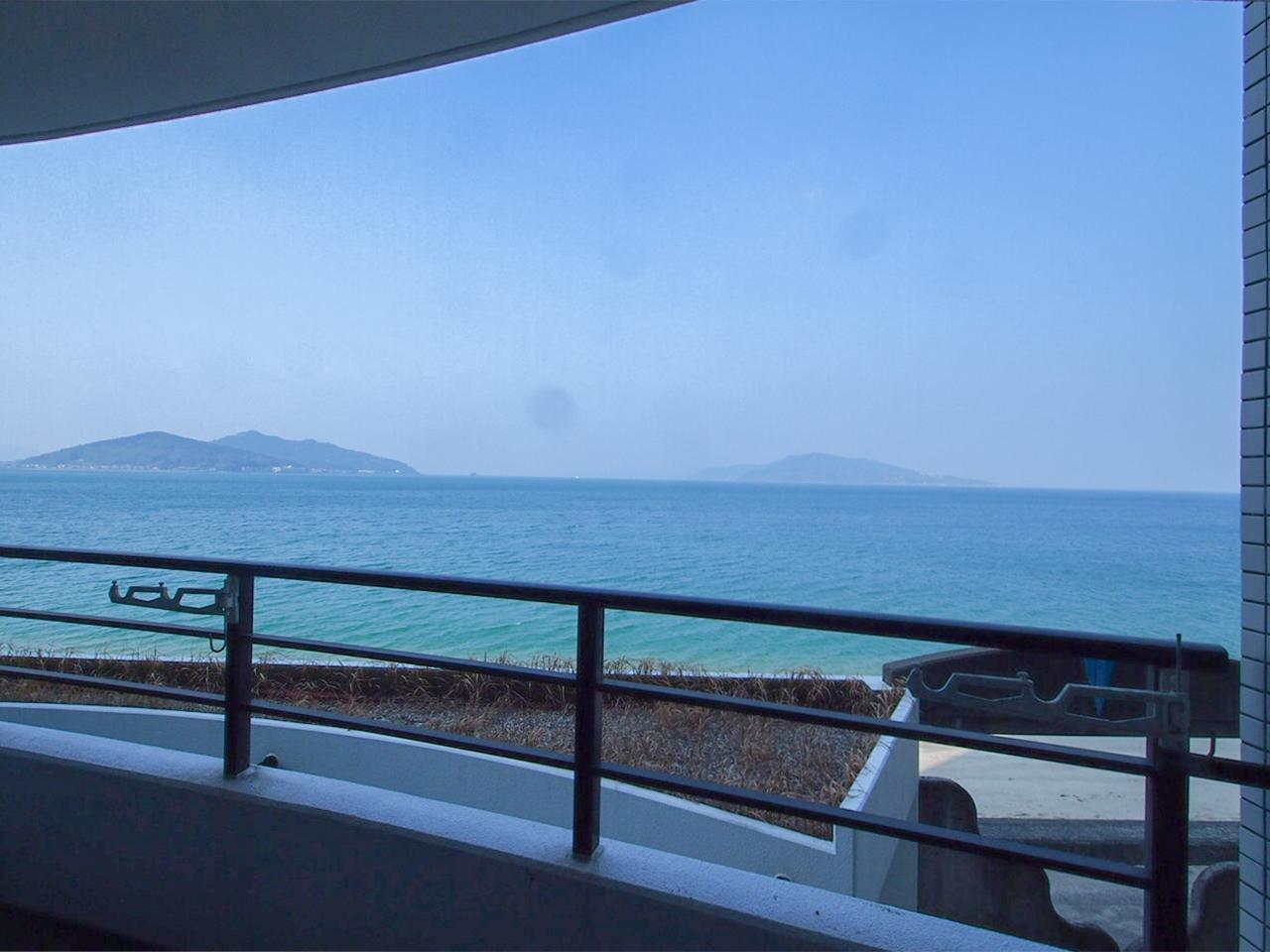 能古島も見えます