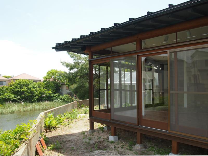 池のほとりの和住宅 (福岡市南区野間の物件) - 福岡R不動産