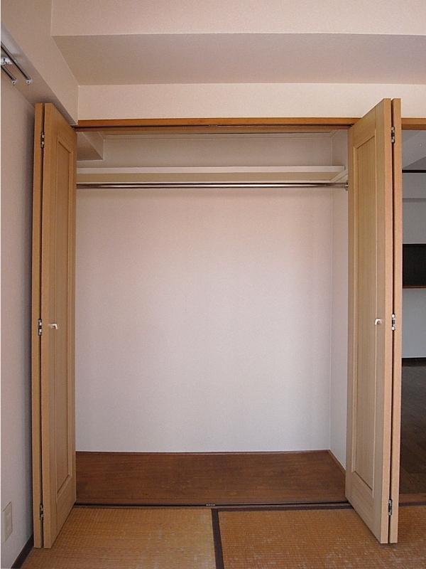 収納も各部屋にそれぞれあります