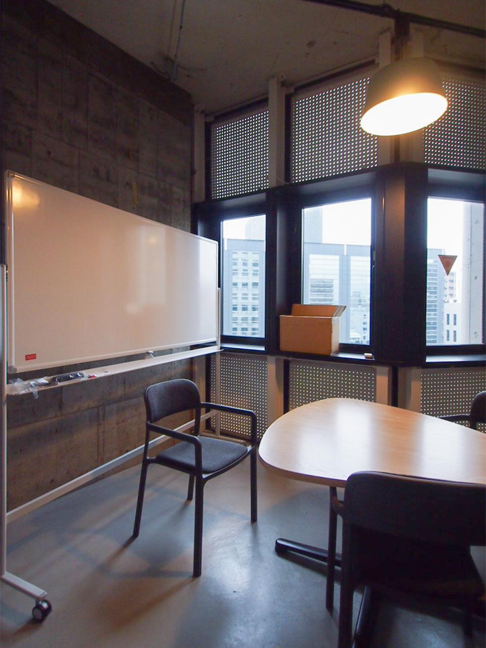 会議室も個室であります