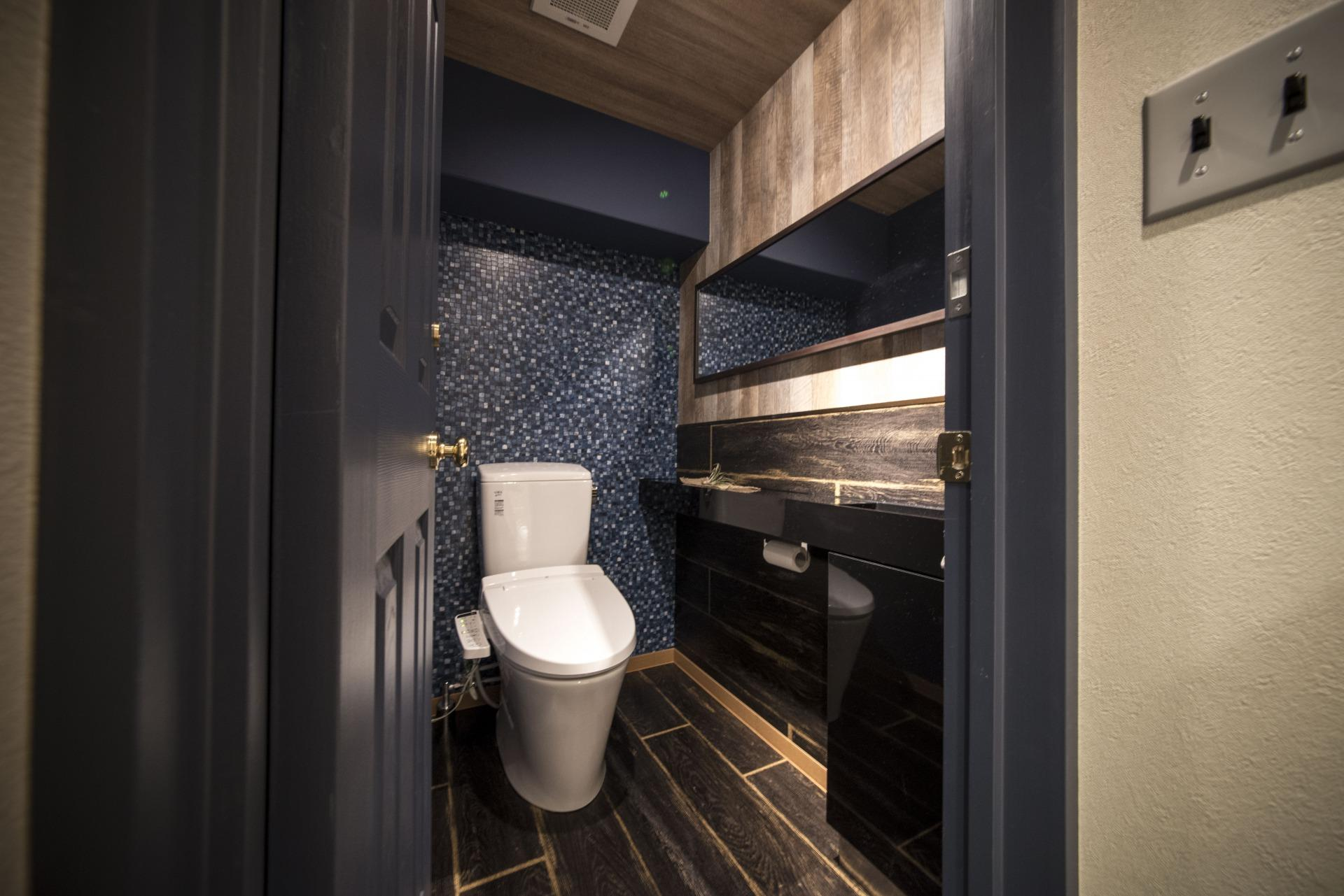 このトイレ、居心地良くて出てこない可能性ある説。