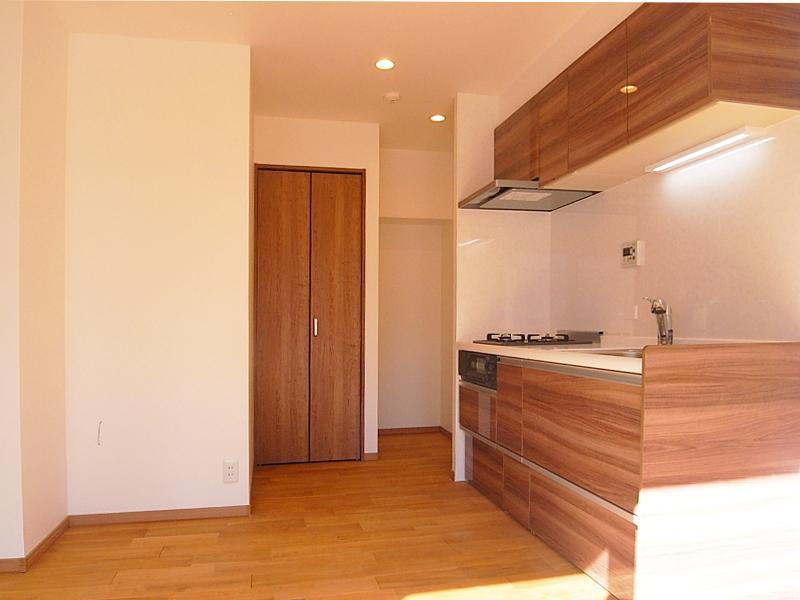 キッチン周りのスペース