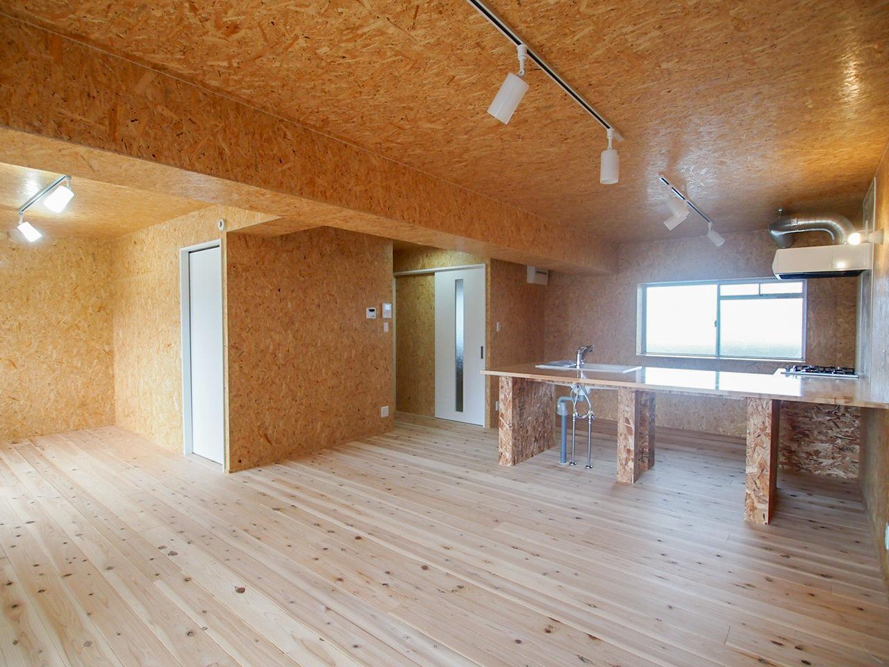 THE木質空間