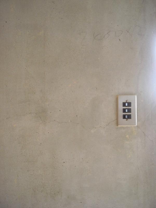 電気スイッチなんかはこのままでもフォトジェニック