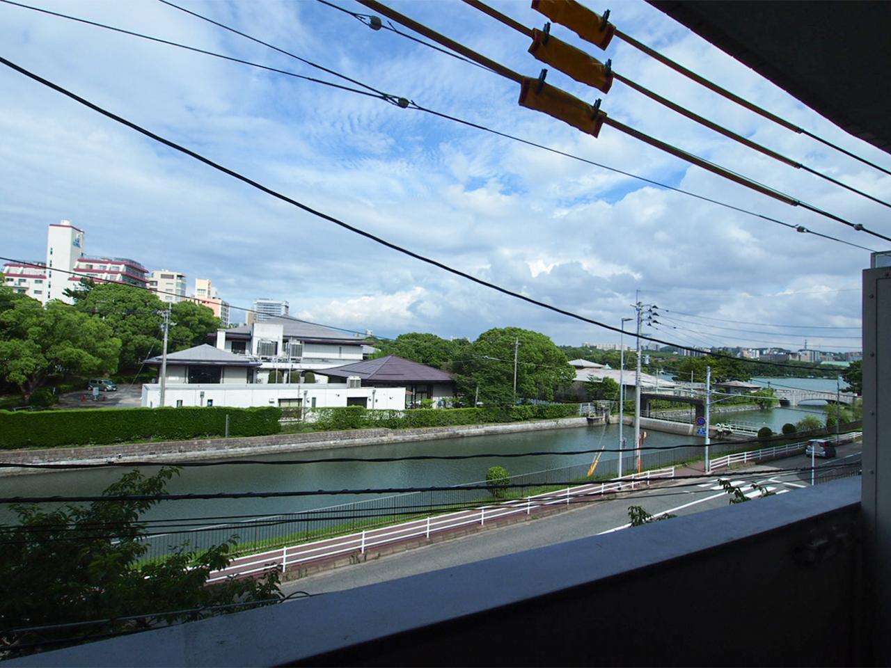 小さくとも大濠と共に (福岡市中央区黒門の物件) - 福岡R不動産