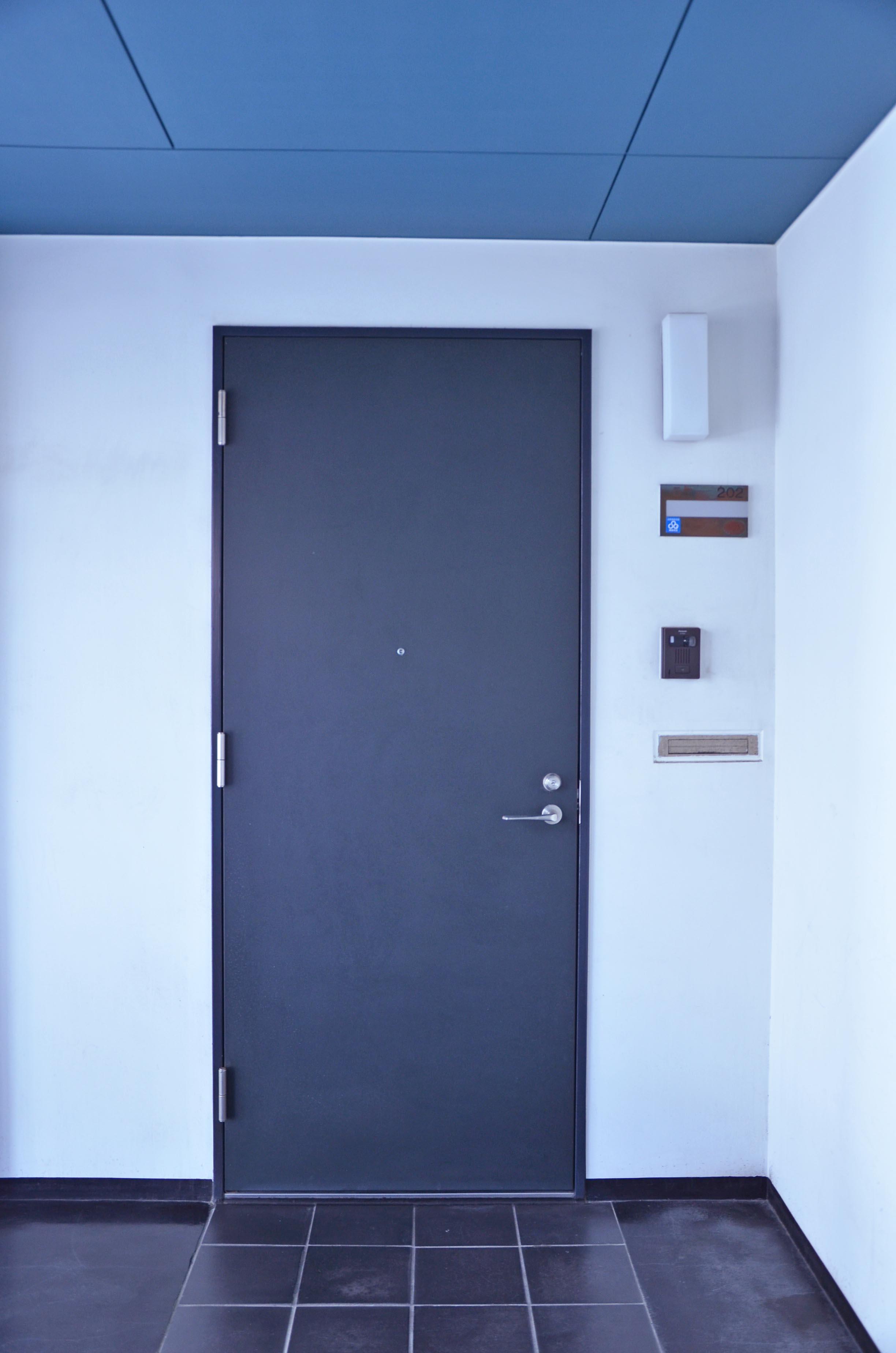 結構お気に入りの玄関