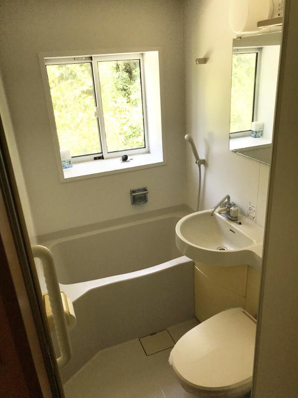 2階にも浴室あり