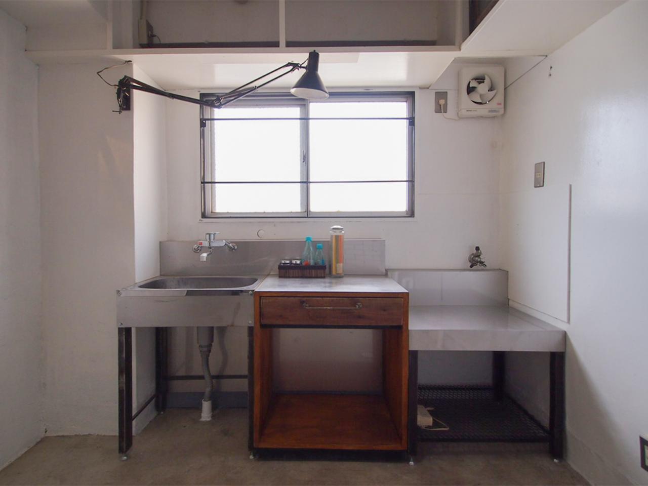 キッチンにはこの照明