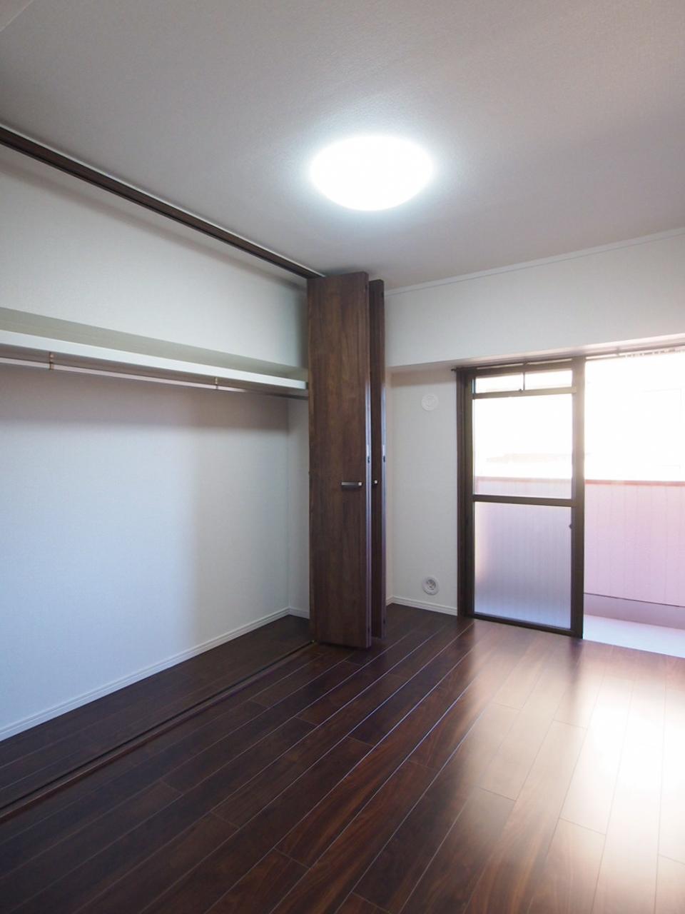 大容量の収納(洋室2)