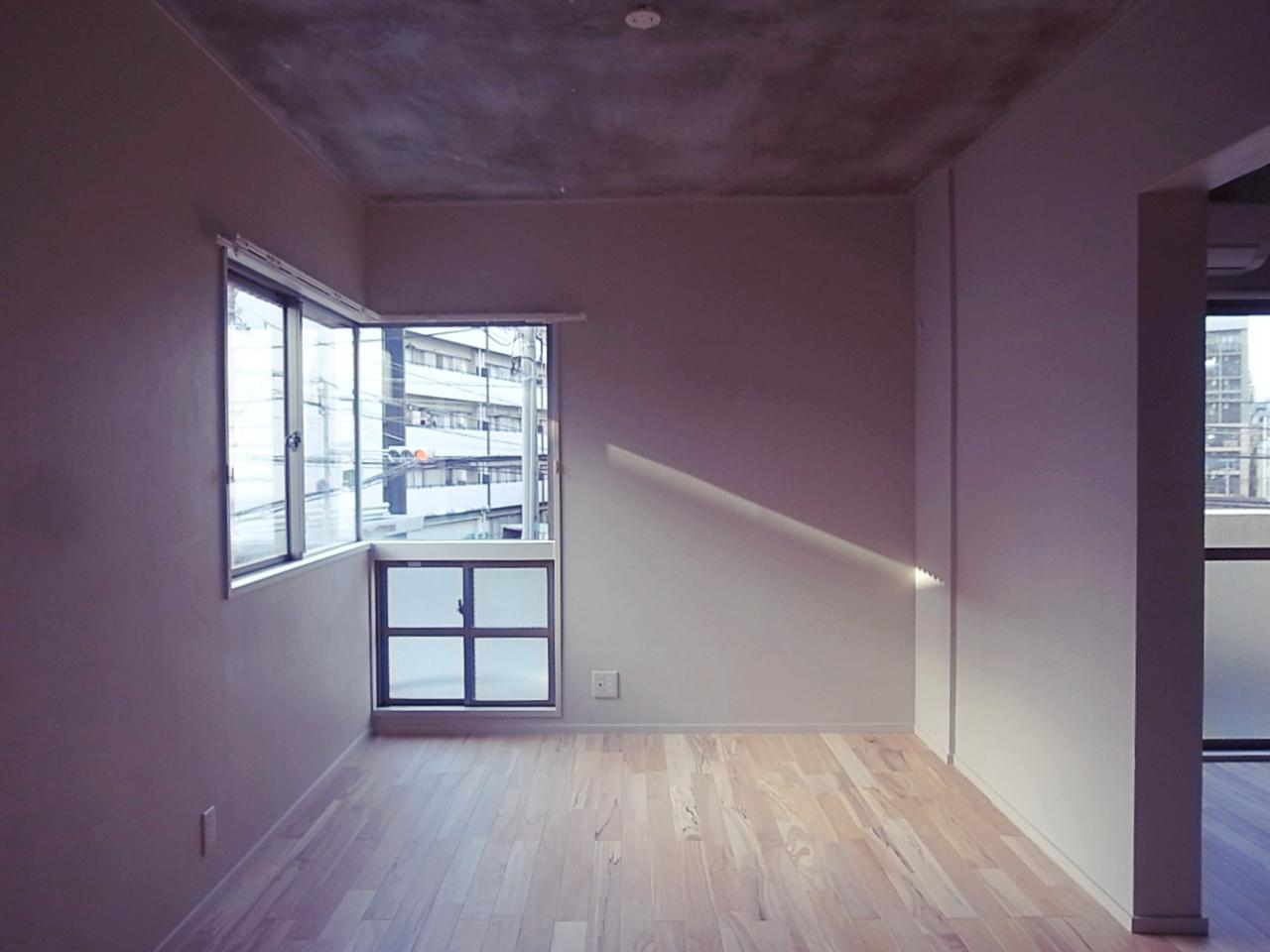 LDK横の洋室。