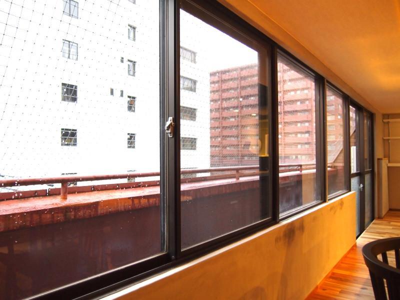 窓が繋がっているのが個人的には好きです。開放感あります。