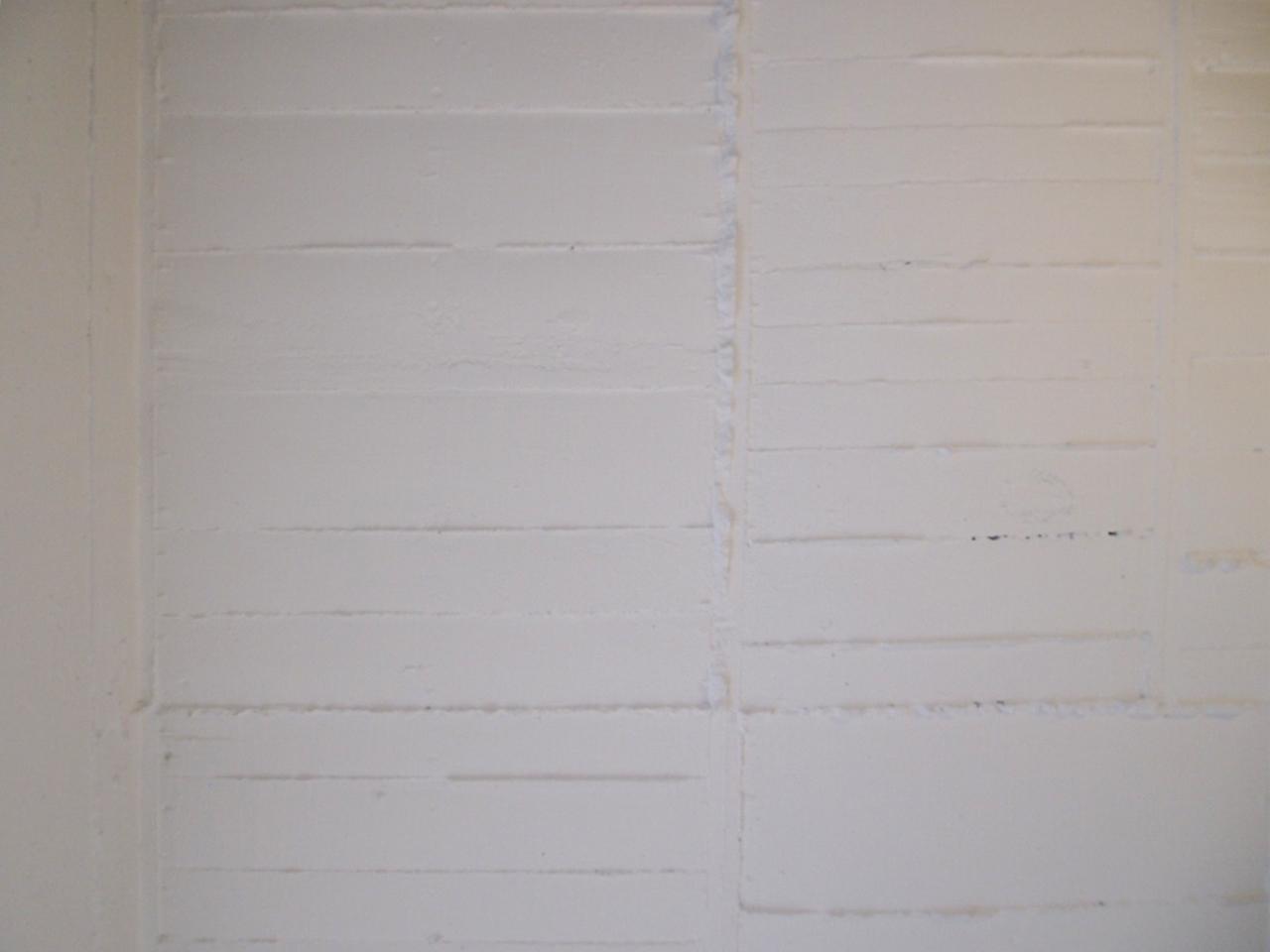 杉板型枠工法のコンクリート天井