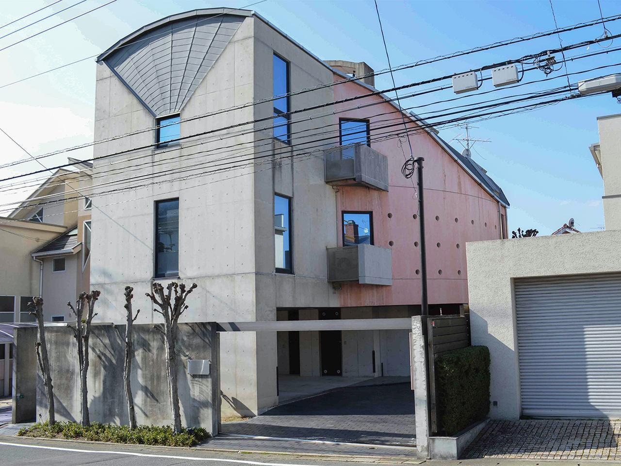 美しき要塞 (福岡市中央区小笹の物件) - 福岡R不動産