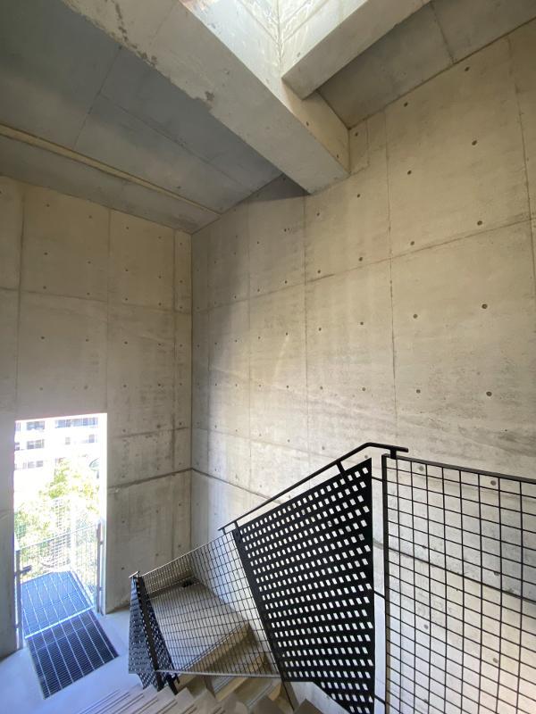 開放感のある階段