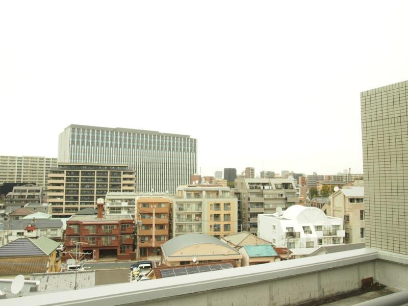ルーバルから六本松を眺める (福岡市中央区六本松の物件) - 福岡R不動産